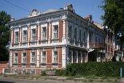 Здание Оренбургского научного центра