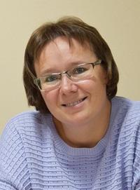 Рябуха Анна Геннадьевна – ученый секретарь, кандидат географических наук